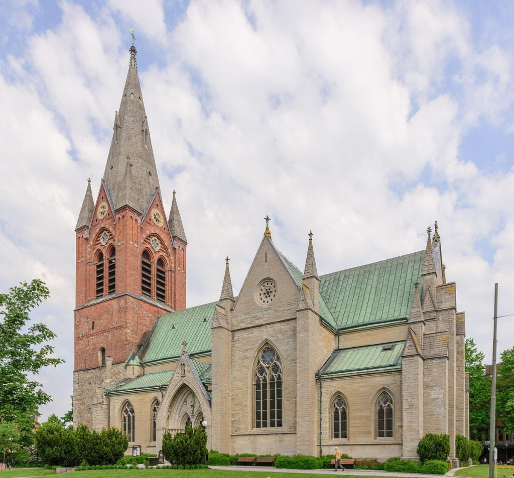 S:t Nicolai kyrka i Örebro